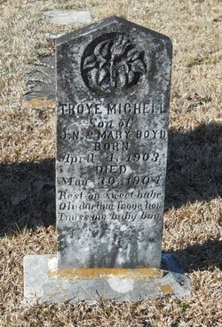 Troye Mitchell Boyd