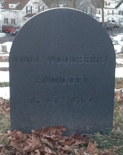 Anna Woodberry <i>Sheldon</i> Endicott
