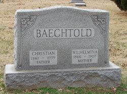 Christian Baechtold
