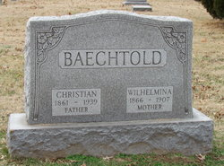 Edna Baechtold