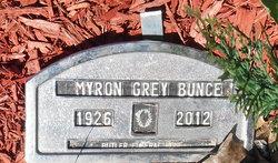 Myron Grey Bunce