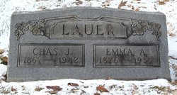 Emma <i>Niemeier</i> Lauer