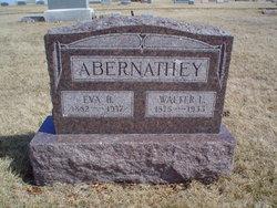 Eva B <i>Crockett</i> Abernathy