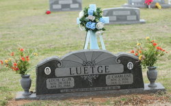 Jackie Charlene <i>Brodnax</i> Luetge
