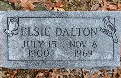 Elsie Gertrude <i>Cheek</i> Dalton