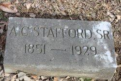 Alexander Campbell Stafford, Sr