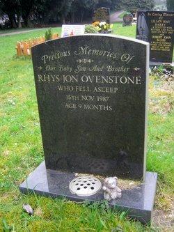 Rhys John Ovenstone