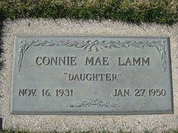 Connie Mae Lamm