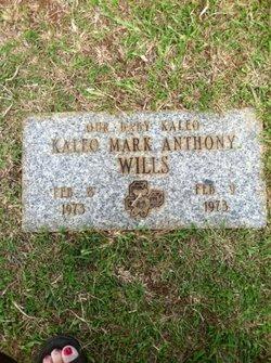 Kaleo Mark Anthony Wills
