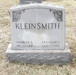 Franklin C. Kleinsmith