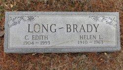 C. Edith Long