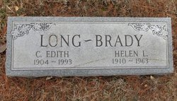 Helen <i>Long</i> Brady