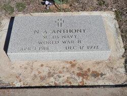 N A Anthony