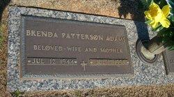 Brenda <i>Patterson</i> Adams