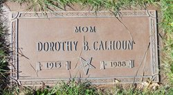 Dorothy B Calhoun