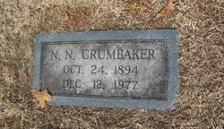 Norvel Nichols Crumbaker