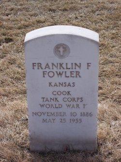 Franklin Fowler