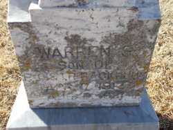 Warren S Backhuus