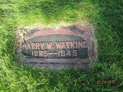 Harry Watkins