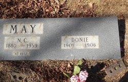 Donie Alma May