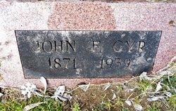 John F. Gyr