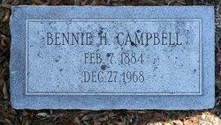 Bennie H. Campbell