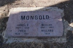 James Fred Mongold