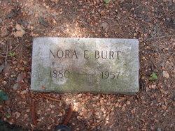 Elnora E. Nora <i>Brown</i> Burt