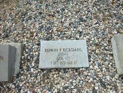 Drvr Edwin F Eckdahl