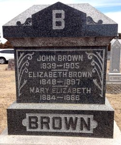 Elizabeth <i>Hillhouse</i> Brown
