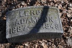 Leroy Adamson
