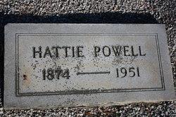 Hattie <i>Powell</i> Carpenter