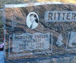 Dorothy Evelyn <i>Hughes</i> Ritter