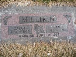 Samuel W Sam Millikin