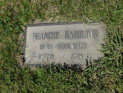 Blanche <i>Petrie</i> Hamilton