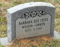 Barbara Sue <i>Wilson</i> Lyles