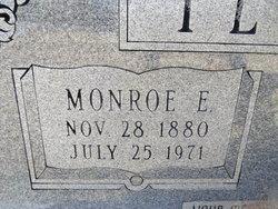 Monroe Emanuel Teddlie