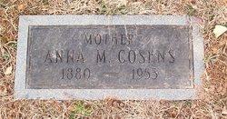 Anna Margaret <i>Moore</i> Cosens