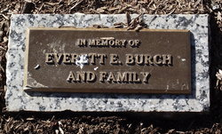 Everett E Burch