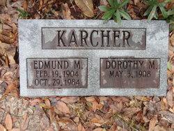 Edmund M. Karcher