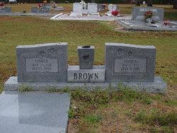 Doris <i>Byrd</i> Brown
