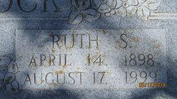 Ruth <i>Stribling</i> McClintock