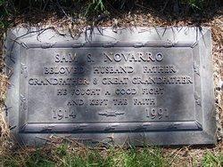 Sam S Novarro