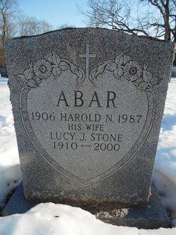 Lucy J. <i>Stone</i> Abar