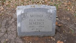 Ella Nora Benedict