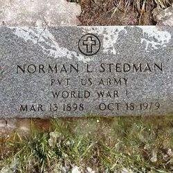 Norman Lloyd Stedman