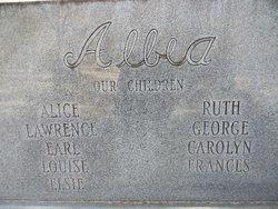 Gertrude Lenois Lenois <i>Norman</i> Albea