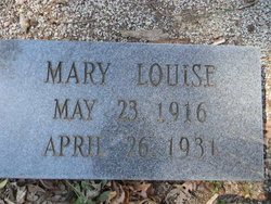 Mary Louise Albea