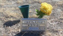Iona May <i>Pratt</i> Westphal