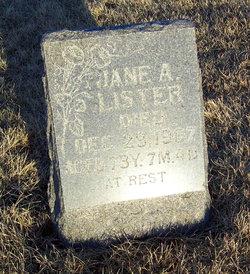 Jane A Lister